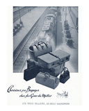 Chroisissez vos Bagages Posters