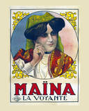 Marina La Voyante Kunstdrucke