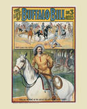 The Life of Buffalo Bill Posters