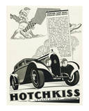 Hotchkiss Le Juste Milieu Posters
