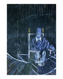Pope II, c.1951 Art by Francis Bacon