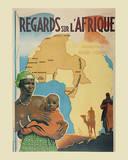 Regards sur l'Afrique Prints