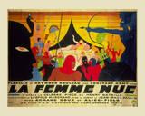 La Femme Nue Print