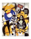 La Joconde aux Clefs, c.1930 Posters by Fernand Leger