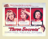 Three Secrets Prints