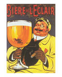 Biere de L'Eclair Posters