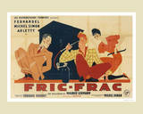 Fric-Frac Print