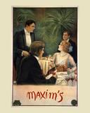 Maxim's Posters