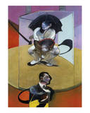 Seated Figure, c.1978 Prints by Francis Bacon