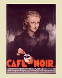 Café Noir Poster