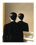 La Reproduction Interdite, c.1937 Print by Rene Magritte