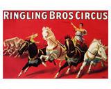 Rigling Bros Circus, 1916 Prints