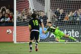 Soccer: Mexico Vs Ecuador Print by Joe Camporeale
