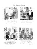 The Gramma Awards - New Yorker Cartoon Premium Giclee Print by Danny Shanahan