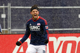 MLS: San Jose Earthquakes at New England Revolution Photo by David Butler II