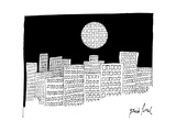 New Yorker Cartoon Premium Giclee Print by David Pascal