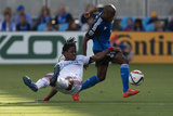 MLS: Chicago Fire at San Jose Earthquakes Photo by Kelley L Cox