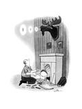 New Yorker Cartoon Premium Giclee Print by Sam Cobean