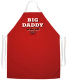 Big Daddy Apron Grembiule