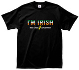Irish Superpower Tee Vêtements