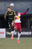 MLS: New York Red Bulls at Columbus Crew SC Photo by Greg Bartram
