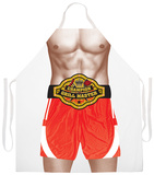 Champion Grill Master Apron Forkle