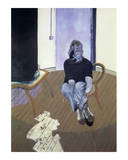 Self-Portrait, c.1973 Posters by Francis Bacon