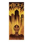 Metropolis, 1926 Prints by  Schulz-Neudamm