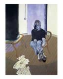 Self-Portrait, c.1973 ポスター : フランシス・ベーコン
