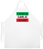 Garlic Wrong Kitchen Apron Apron