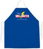 Grill Master Superpower Apron Forkle
