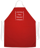 Never Fry Bacon Apron Forkle