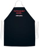 Order Pizza Apron Apron