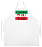Chili Wrong Kitchen Apron Apron