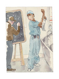 Annals of Medicine - New Yorker Cartoon Premium Giclee Print by Barry Blitt