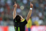 Soccer: Mexico Vs Ecuador Foto af Jake Roth