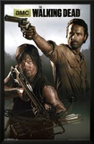 The Walking Dead - Rick & Daryl Posters