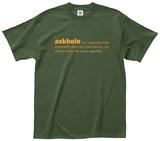 Askhole Tee Shirts
