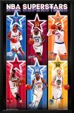 NBA - Superstars 14 Prints