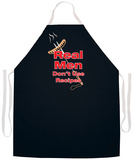 Real Men Apron Apron