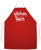 Kitchen Bitch Apron Forkle