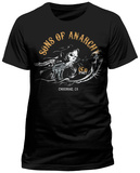 Sons Of Anarchy - Charming Camisetas