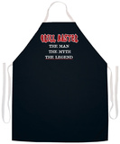 Grill Master Apron Forkle