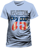 Led Zeppelin - US 75 Maglietta