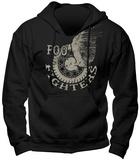 Hoodie: Foo Fighters - Wings Pullover Hoodie