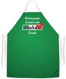 Italian Cook Apron Delantal
