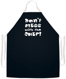 Don'T Mess With Chef Apron Grembiule