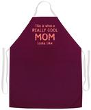 Really Cool Mom Apron Apron