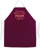 Really Cool Mom Apron Apron