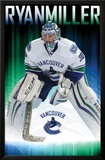 Vancouver Canucks - R Miller 14 Posters